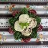 Manteigas Caseiras | Ameixa Seca | Cebolinho e Alho
