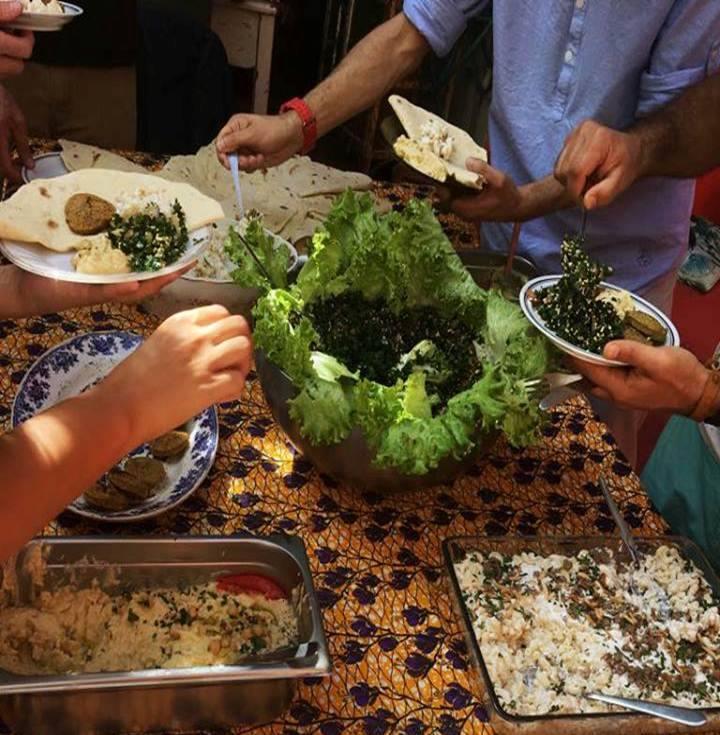 Brunch Tradicional da Síria | 8 Abr | 12h – ESGOTADO