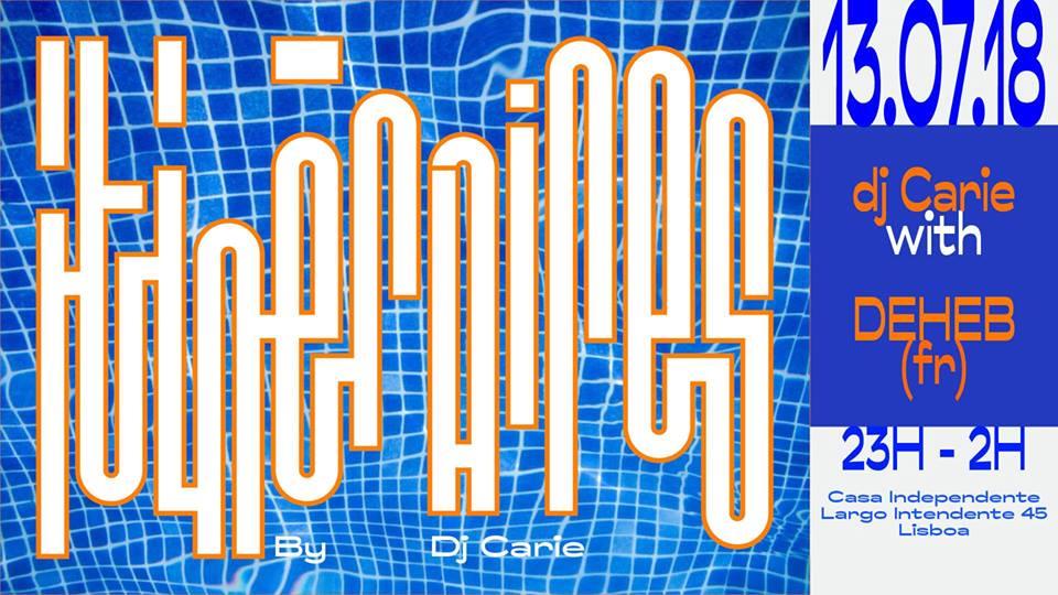 Itinéraires #19 – HipHop & Beats Breakdance Lovers (Dj Carie + DEHEB)   13 JUL   23h