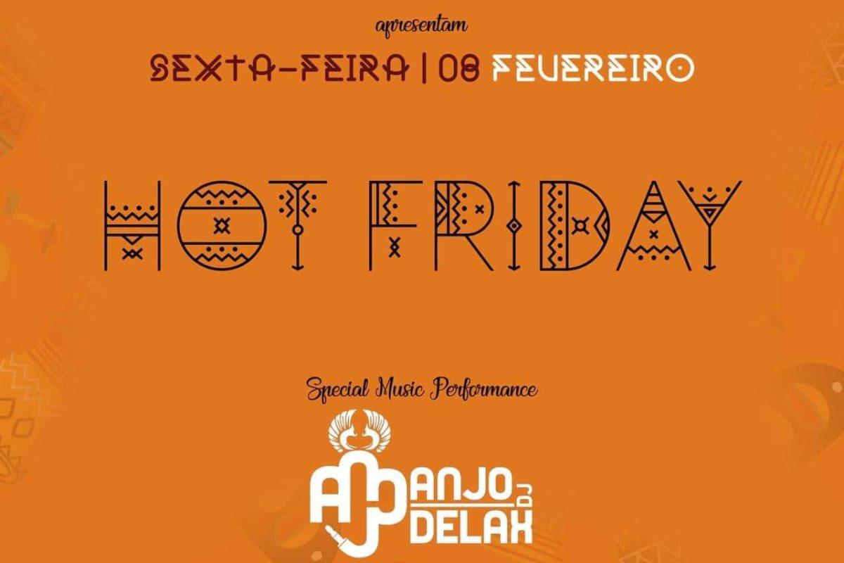 DJ Anjo Lax | 8 FEV | 23H