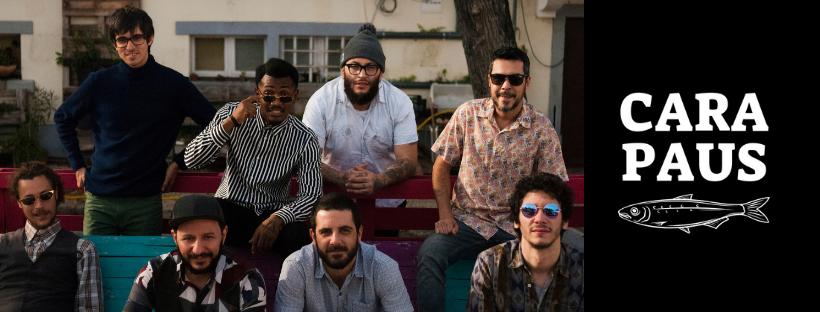 Carapaus Afrobeat + Pedro Luís | 15 MAR | 22H