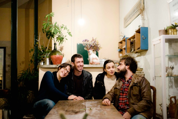 They're Heading West – Última Sessão | 10 MAR | 19H