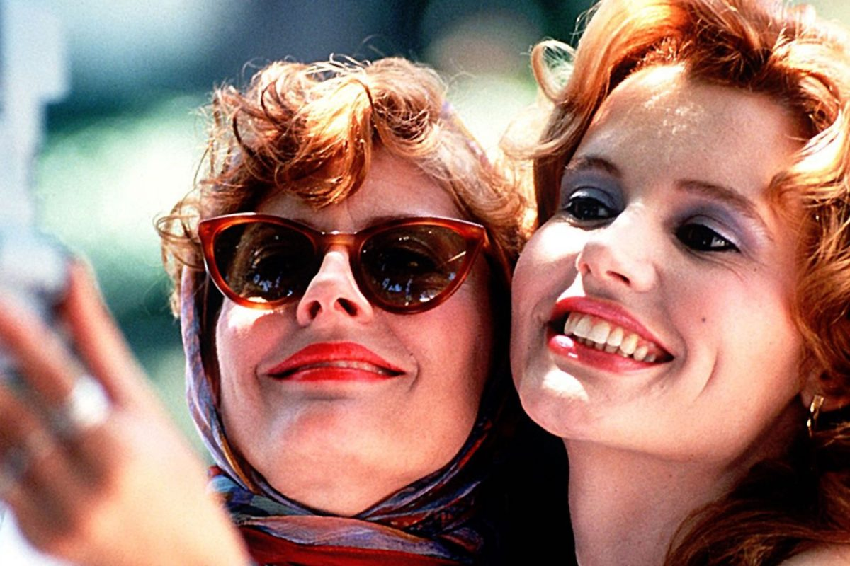 Cinema no Pátio : Thelma & Louise (1991) – Ridley Scott