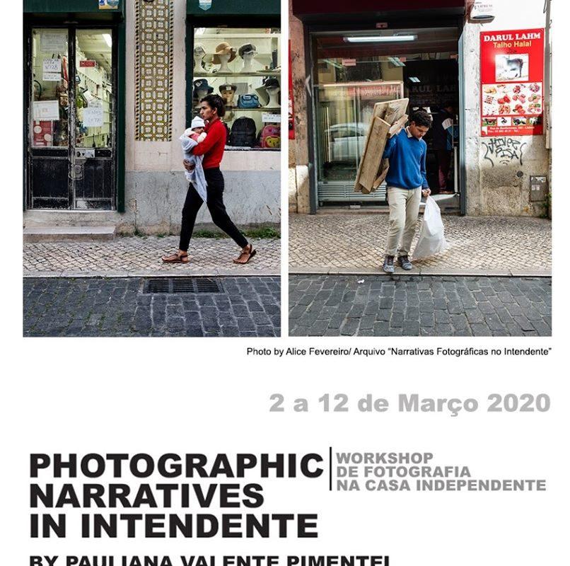 11ª Edição Workshop Narrativas Fotográficas do Intendente